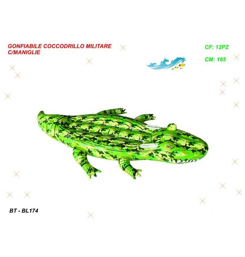 COCCODRILLO ARMY C/MANIGLIE...