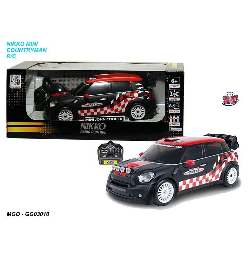 NIKKO MINI COUNTRY R/C