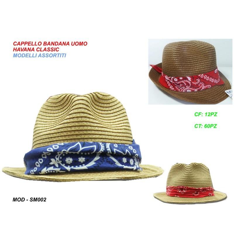 cappello-paglia-bandana