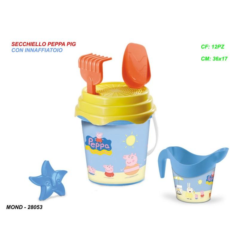 Secchiello Mare Unicorno Spiaggia con Accessori per Bambini MONDO