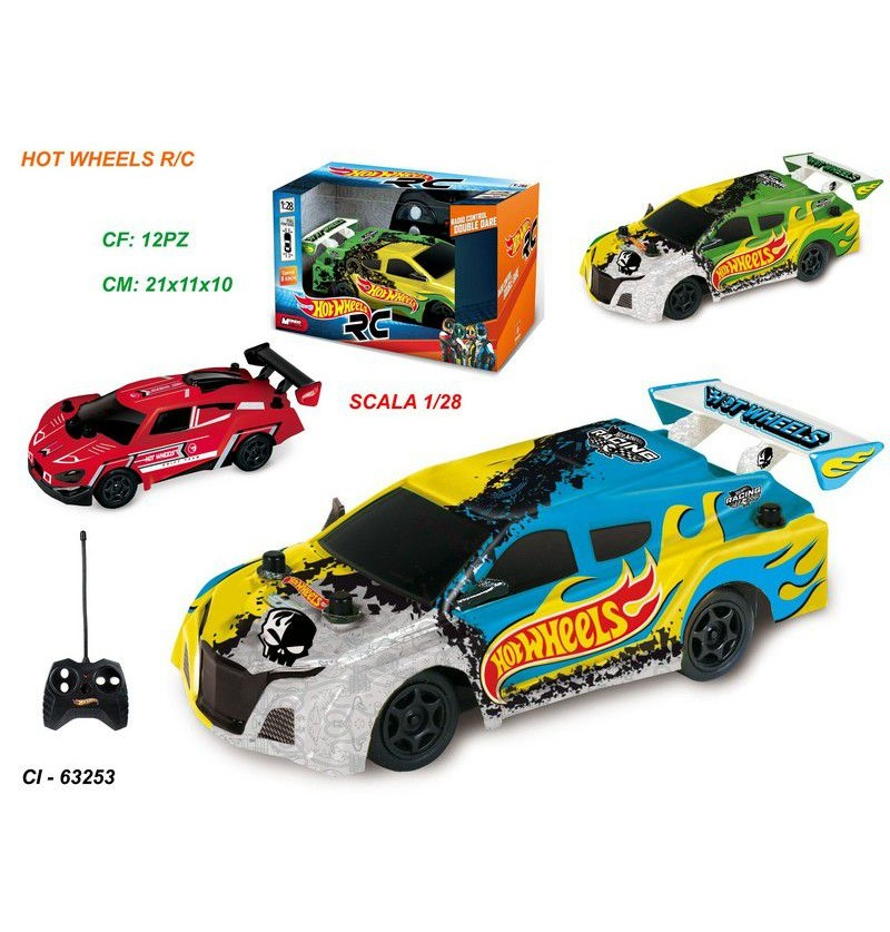 HOT WHEELS INTERCHANGEABLE R/C