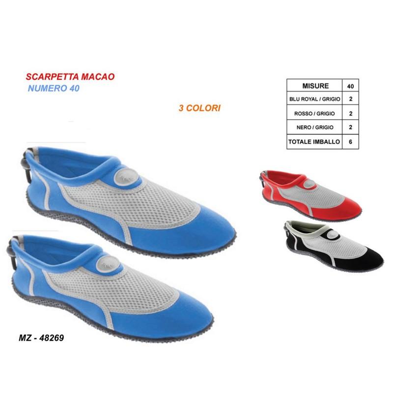 scarpetta-macao-n.40