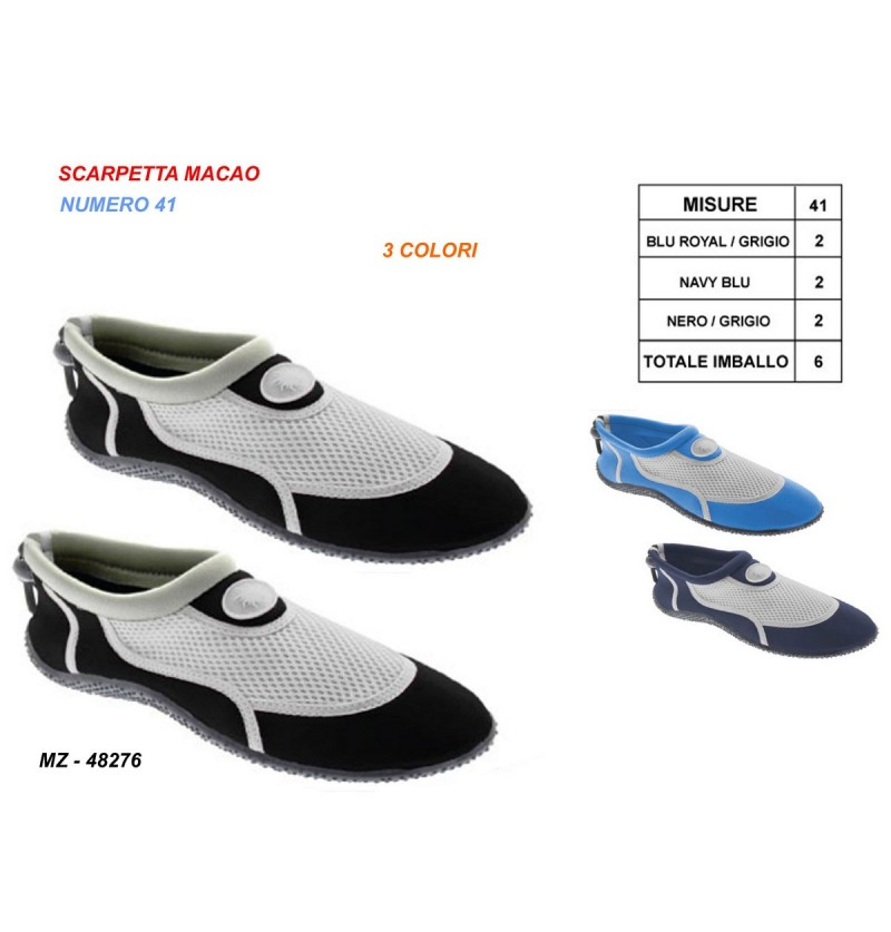 scarpetta-macao-n.41