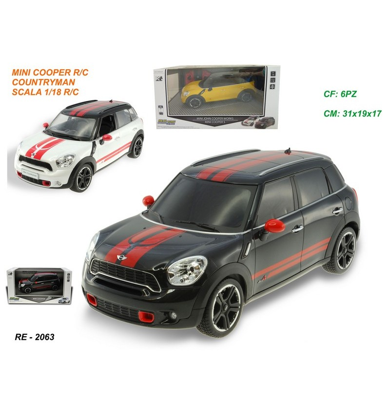 MINI COOPER COUNTYMAN R/C