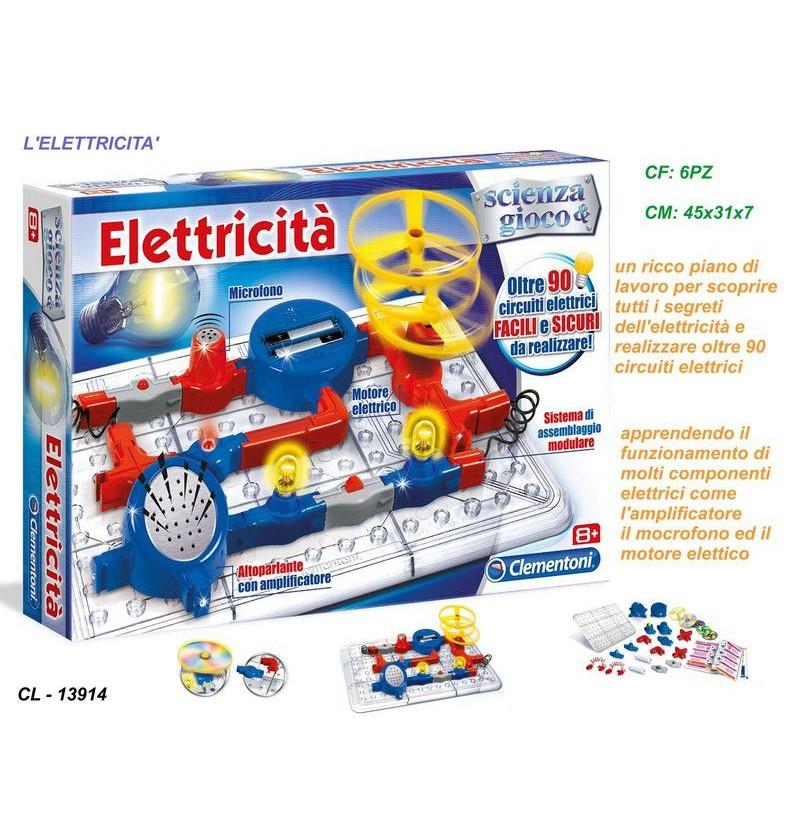 l-elettricita