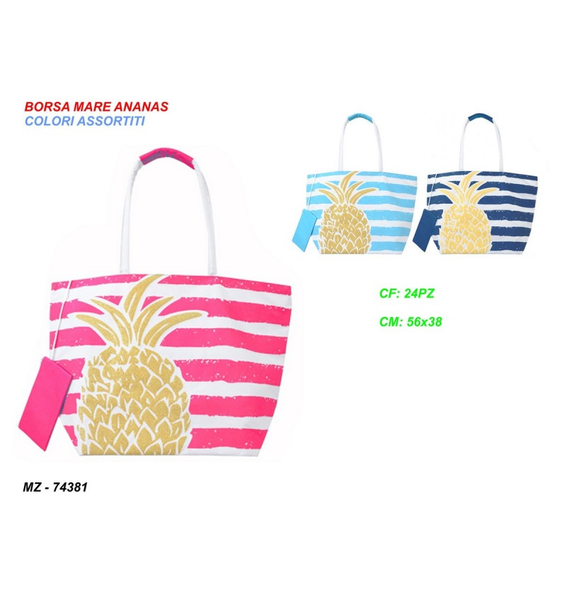 borsa-mare-ananas
