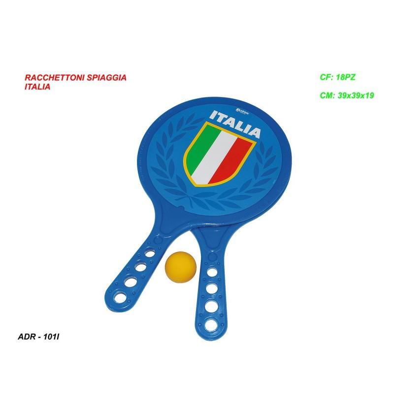 RACCHETTONE SPIAGGIA ITALIA