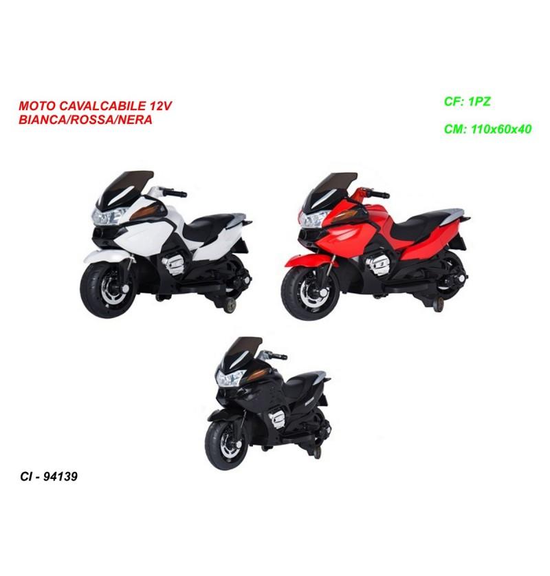 MOTO CAVALCABILE 1X12V...
